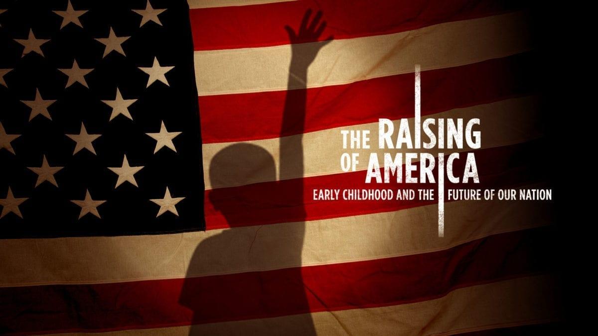 The Raising of America Logo