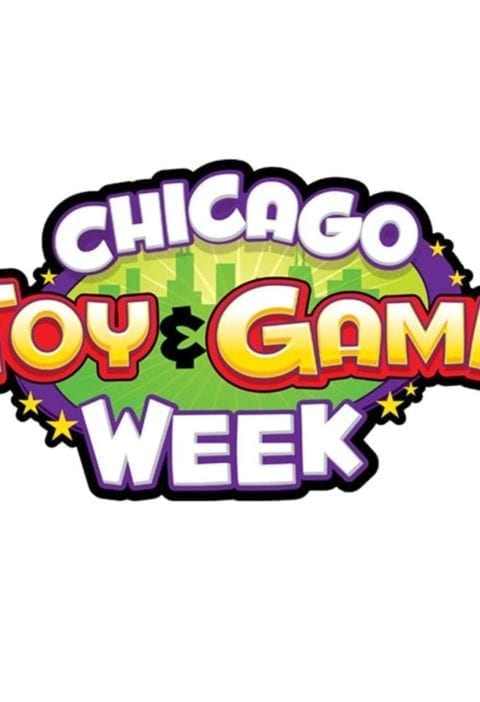 #ChiTag: Come Play at the Chicago Toy & Game Fair Logo