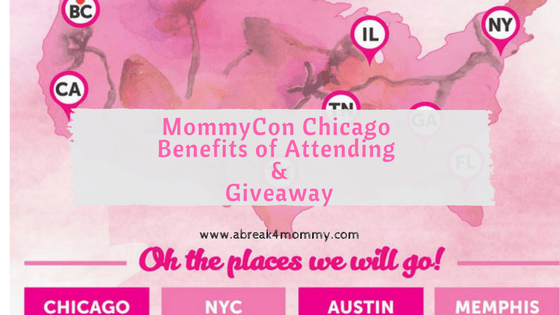 MommyCon Chicago Map