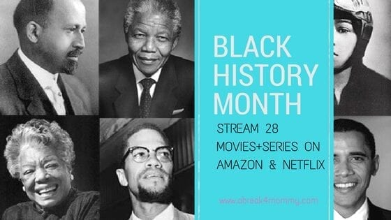 Black History Month Movies to Stream on Amazon