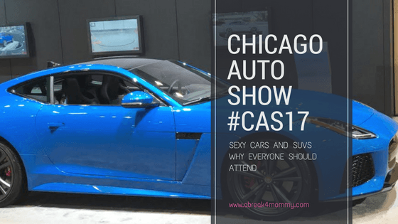 Chicago Auto Show #CAS17
