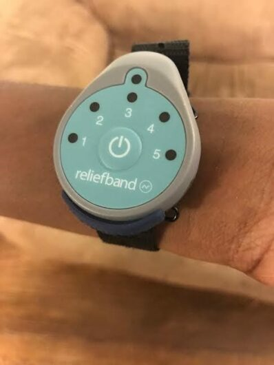 Reliefband
