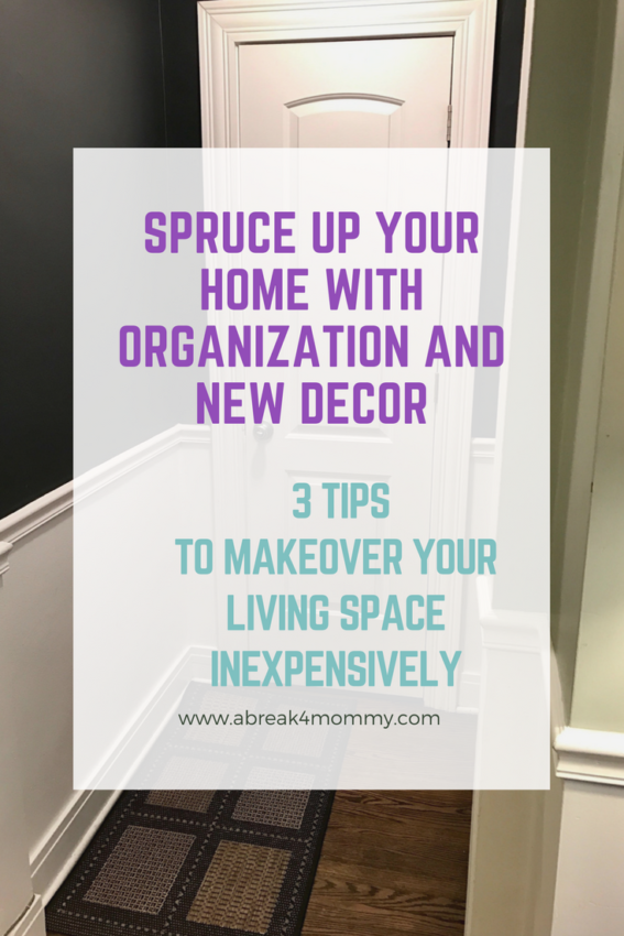 Simple Tips To Spruce Up Your Home Decor Inexpensively A