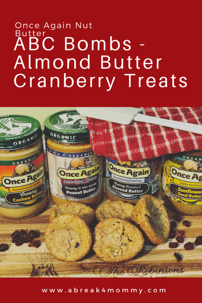 Once Again Nut Butter Almond Butter Recipe