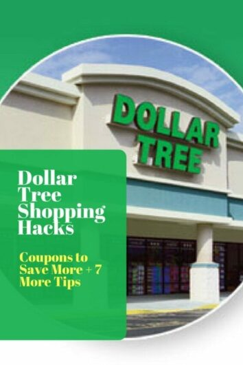 Dollar Tree Shopping Hacks | Coupons to Save More + 7 More Tips