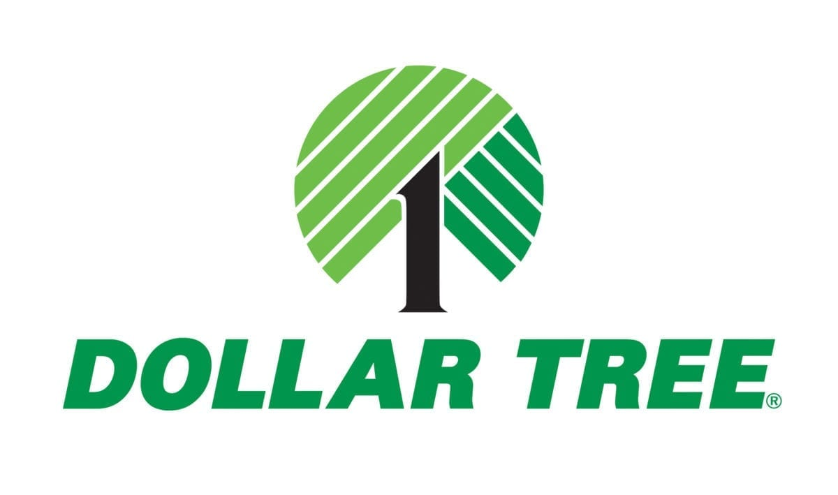 Dollar Tree Store Sign
