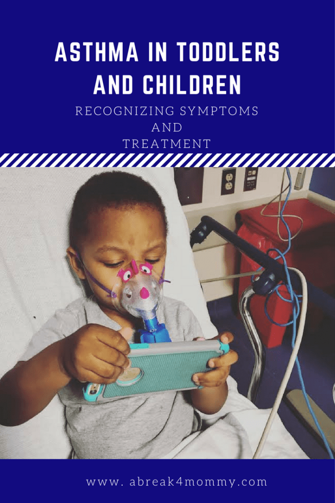 Asthma In Toddlers and Children Recognizing Symptoms and Treatment
