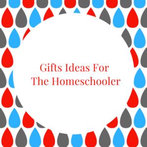 Homeschooling Gift