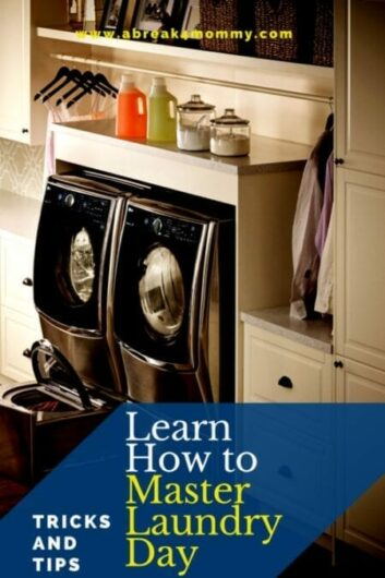 Laundry Tricks and Tips LG Twin Washer