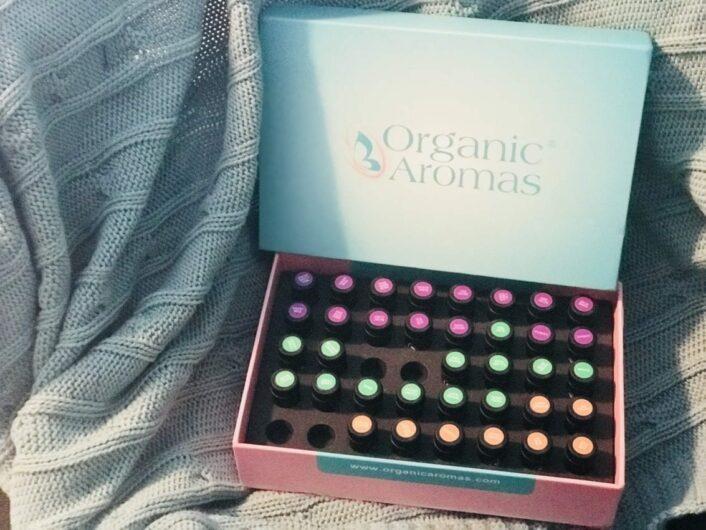 Organic Aromas SInk
