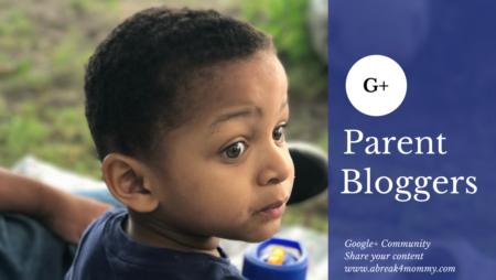 Google+ Parent Bloggers