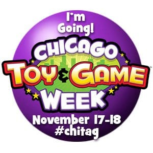 Chicago Toy and Game Fair #ChiTag2018