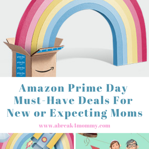 Amazon Prime Day Must-Have Deals For New or Expecting Moms