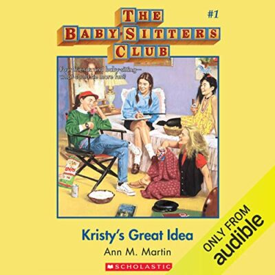 The Baby-Sitters Club Book Series Is Available On Audible 8/13 Preorder Now