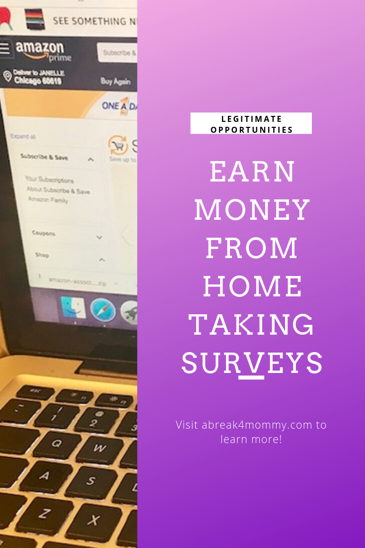 Earn money from surveys