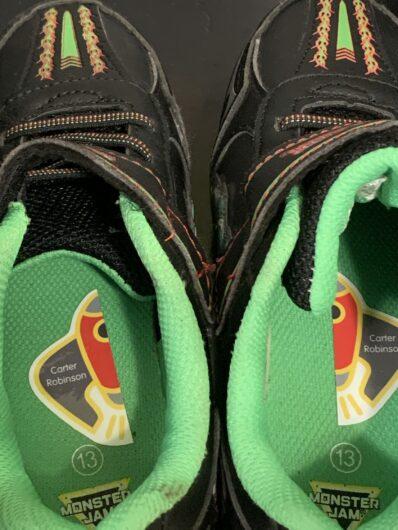 Mabel Labels Shoe Labels