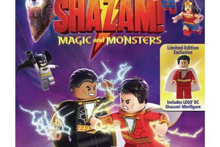 Lego Shamzam